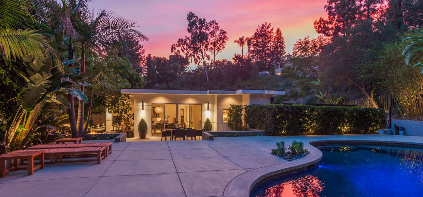 3 Bedroom Bel Air Retreat with pool