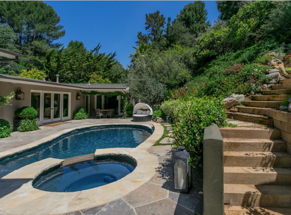 3 Bedroom Benedict Canyon With Pool