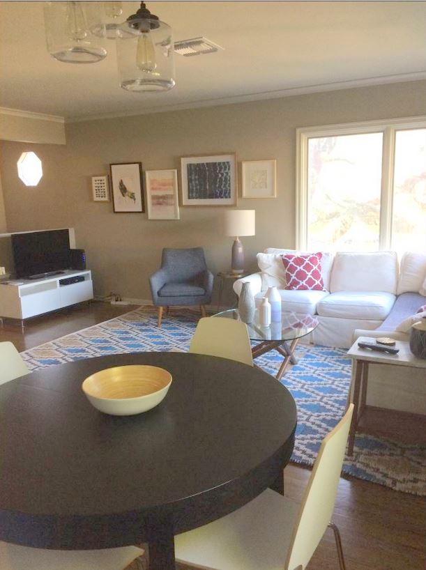 2 Bedroom Los Feliz Upper