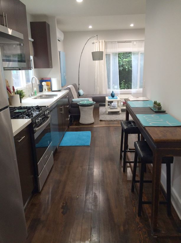 1 BR Bungalow West Hollywood