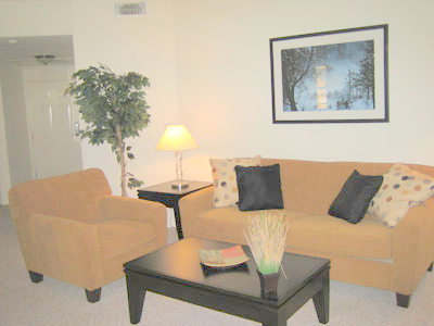 Century City 2 bedroom 2 Bathroom with Pool & More