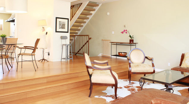 Santa Monica 2 Bedroom 2 1/2 Bathroom Townhouse